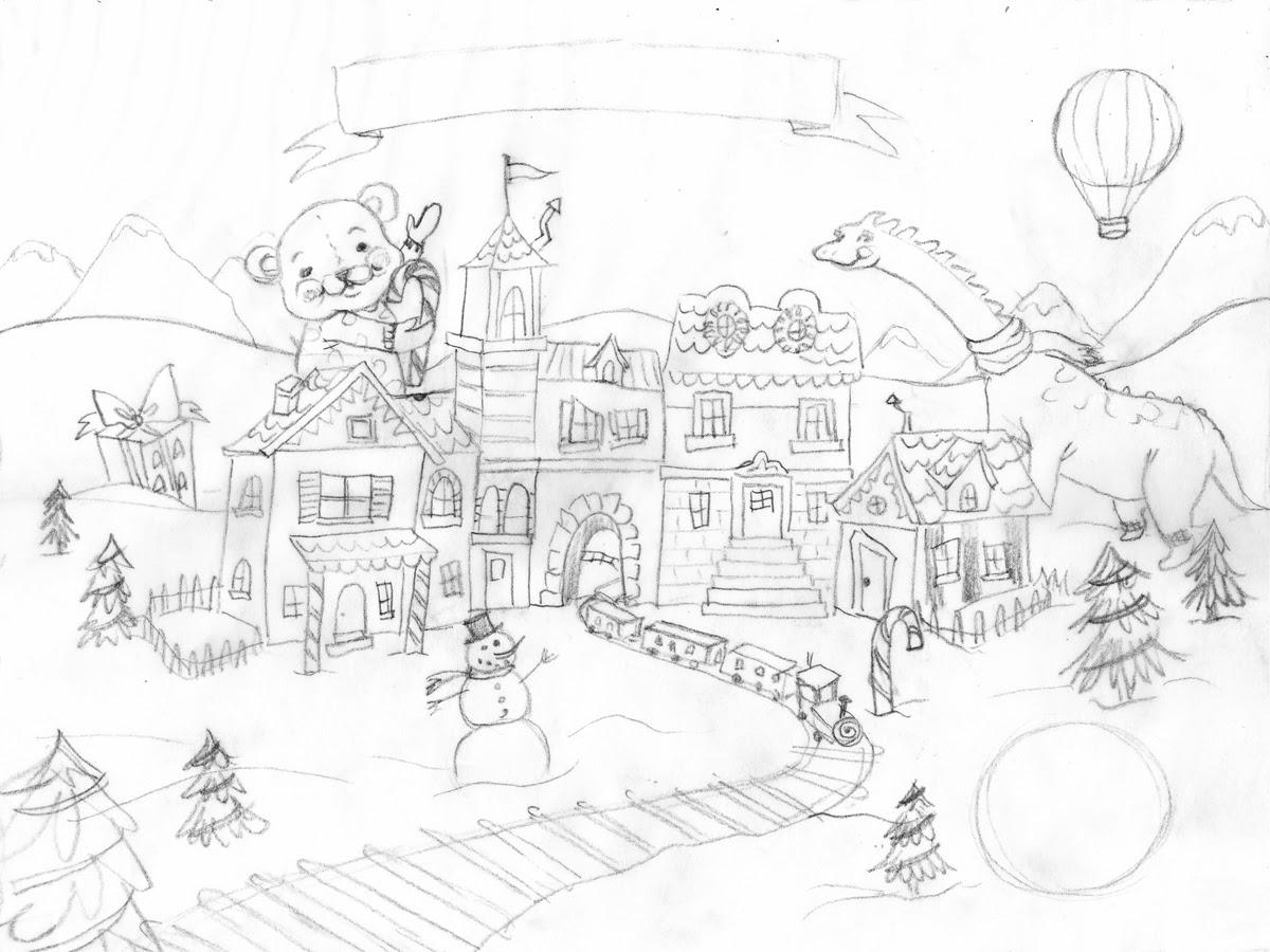 Toys R Us Cover Process | Kira Shaimanova